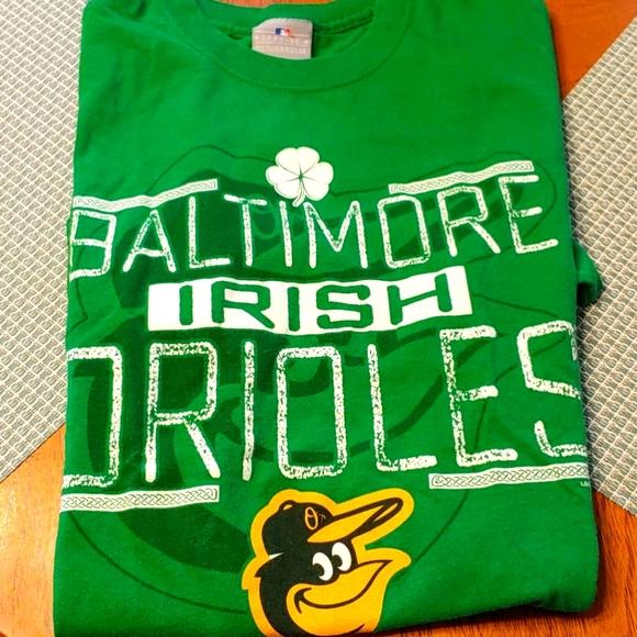 Baltimore Orioles IRISH Mens Tee